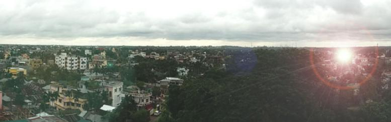 Agartala City View