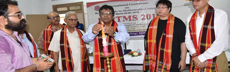 International Conference on Recent Trends in Mathematical Sciences (ICRTMS 2018) on 24th-25th March, 2018.